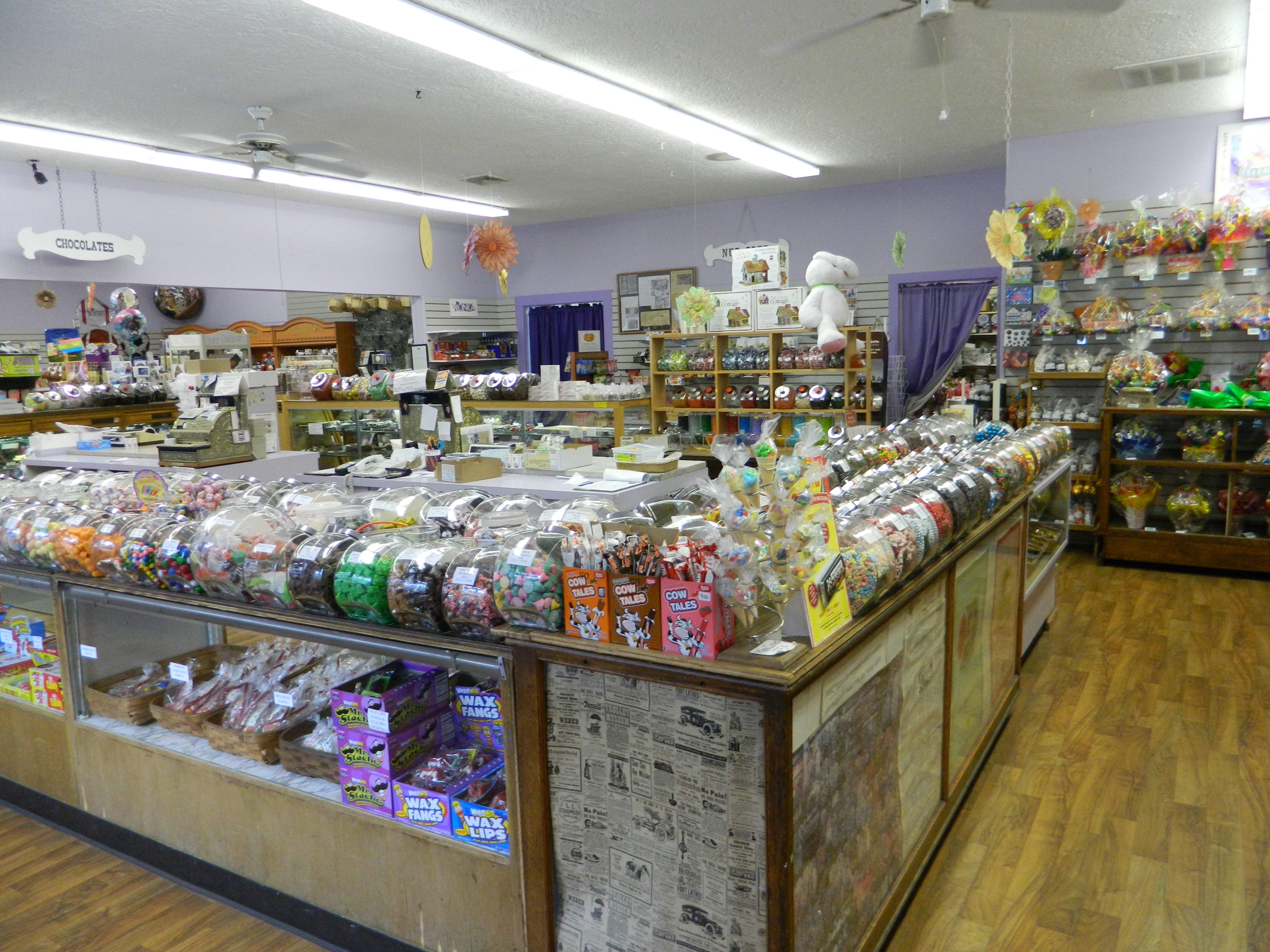 Olde Tyme Candy Shoppe